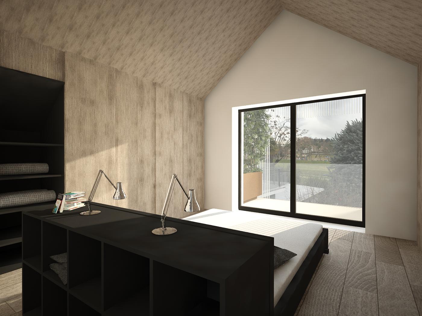 casa-studio-passive-house-Letto-1