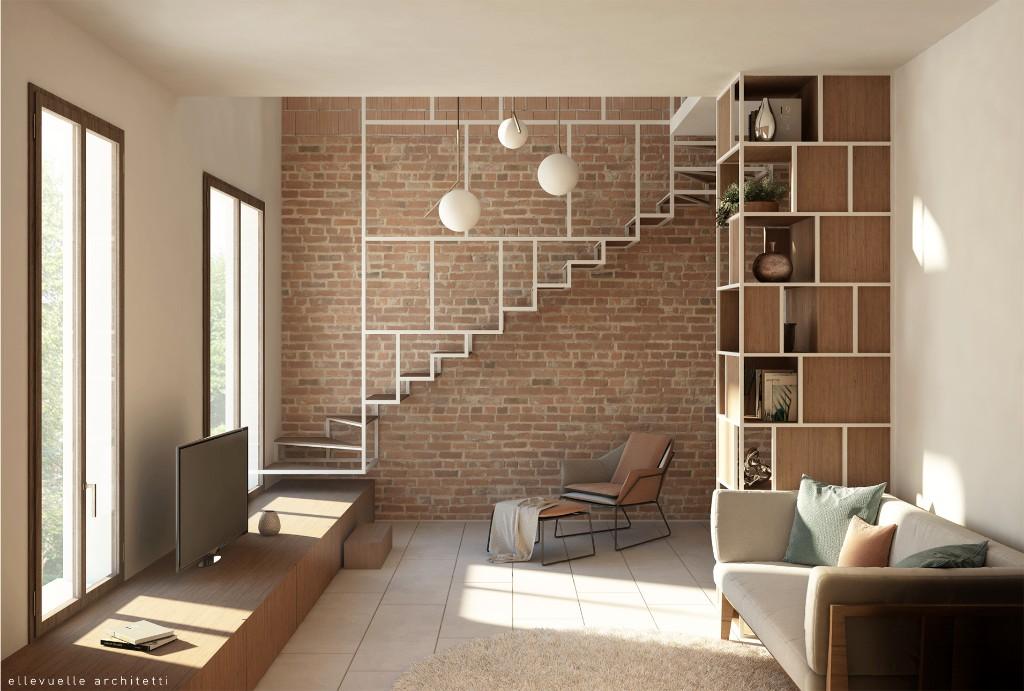 FOTO casa maio _ ellevuelle architetti_interno