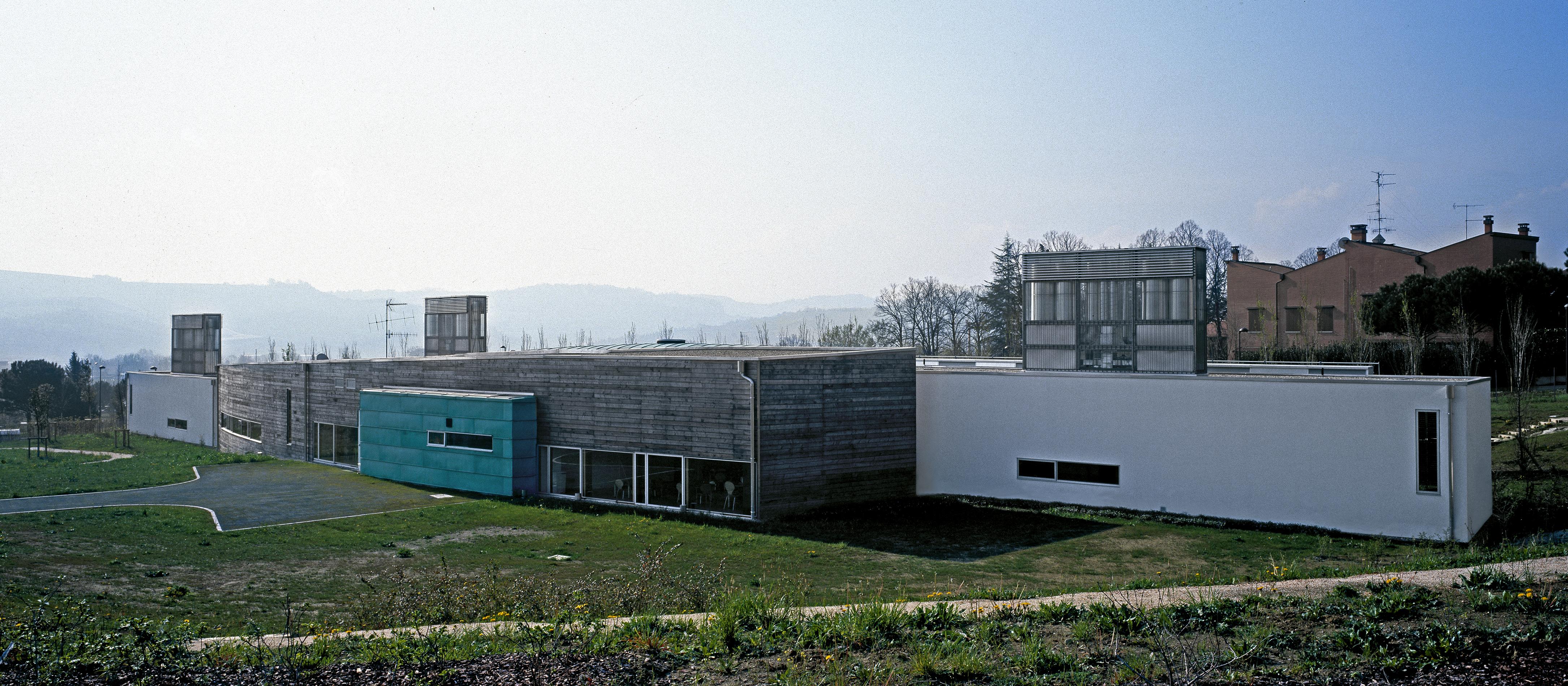 scuola a Ponticelli
